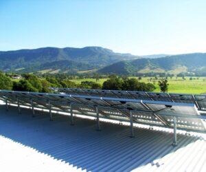 Solar Farming Rainbow Power Company Queensland