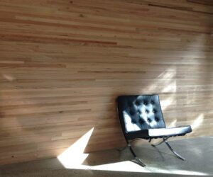 Sustainable Timber Lining