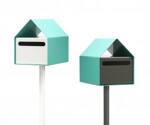 Letterbox, designer letterbox, colorbond letterbox