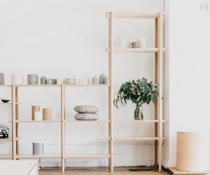Shibui Plyroom Plywood Japanese Shelf Melbourne Design