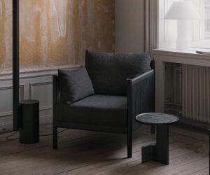 Baird One Seater Sofa Black