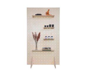 Free Standing Pegboard So watt design australian made furniture